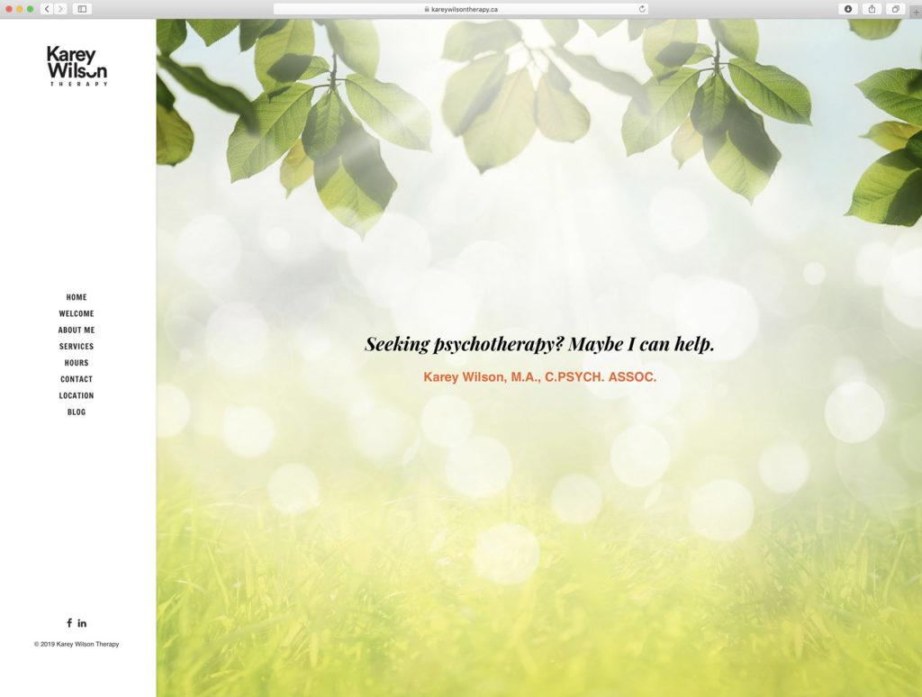 www.kareywilsontherapy.ca